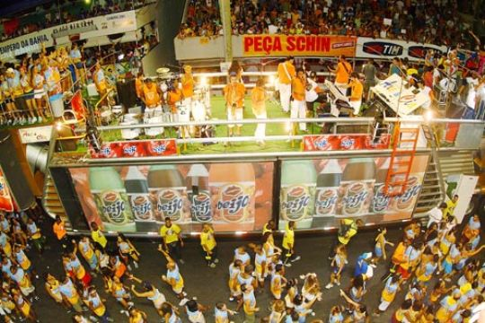 Bahia Salvador Carnival places